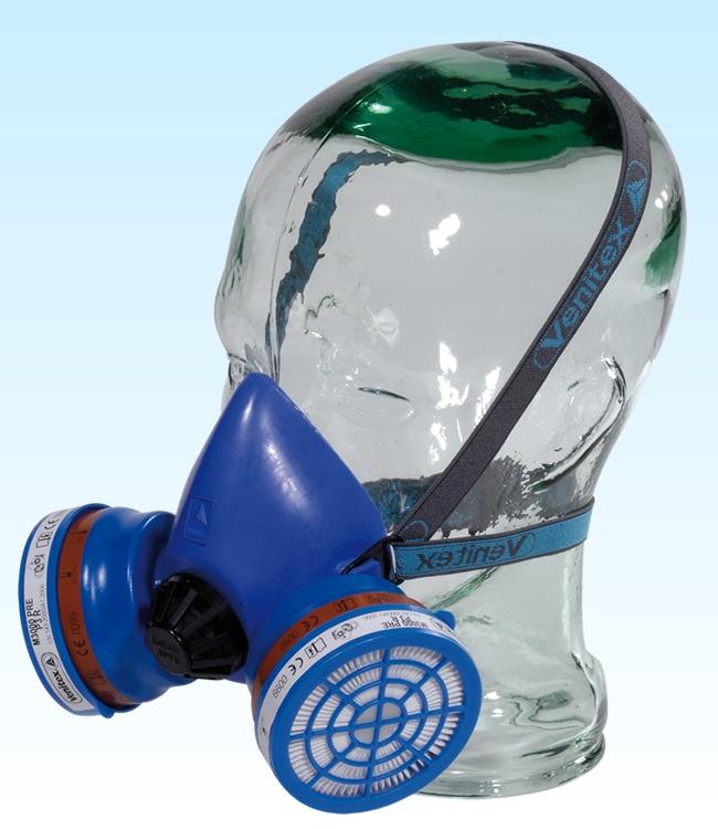 maschere respiratorie con filtro di protezione